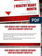 Healthy Heart Month Lecture