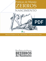 Manual Boas Praticas de Manejo Bezerros Ao Nascimento