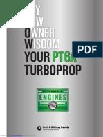Pt6a Turboprop