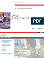 CAN Bus Microcontroler by Troy an Master