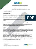 Tipologia b, Claudio Pavone, Prima Lezione Di Storia Contemporanea