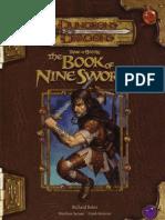 The Book of Nine Swords