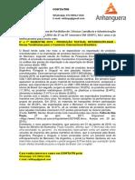 6° e 7° SEMESTRE 2019 - PRODUÇÃO TEXTUAL INTERDISCIPLINAR - Novas Tendências para o Comércio Internacional Brasileiro.