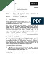 020-19 - 14068706. MATEO LA TORRE- APLIC.de Impedimentos a Las Cajas de Ahorro y Credito