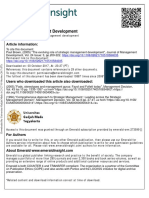 13045_The Evolving Role of Strategic Management Development