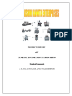 REPORT ON FABRICATION INDUSTRY