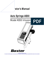 Baxter AS50
