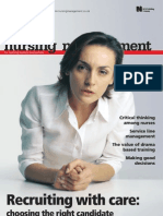 Magazine Nursing Management