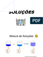 Química PPT - Soluções
