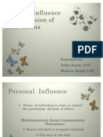 Presentation Aisha Maheen