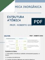 Química RG PPT - Estrutura Atômica