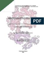 CARACTERÍSTICAS DE LA DINÁMICA EN SERIES CRONOLÓGICAS DE ENFERMEDADES TRANSMISIBLES SELECCIONADAS. CUBA. 1995-2007