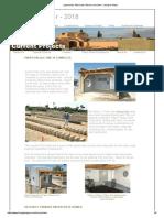 Papercrete, Fibercrete, Fibrous Concrete - Living in Paper
