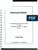Jeanne Long - Universal Clock_ Forecasting Time and Price in the Footsteps of W.D. Gann -P.a.S. Publications (1993)