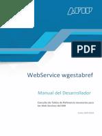 Manual Del Desarrollador Wgestabref