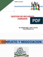 (9) Conflicto y Negociacion