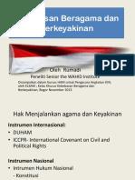 201311 Sejarah Dan Konsep KBB Rumadi