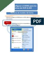 Cómo Configurar El DDNS Para Los Sistemas de DVR Q(2)