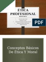 El Campo de La Etica y La Axiologia(Resumen)