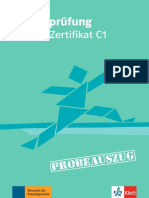 MP Goethe Zertifikat C1 NP00810000050 Probe2