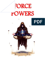 Force Powers