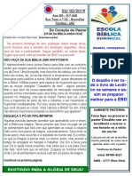 Boletim Informativo n.º 468