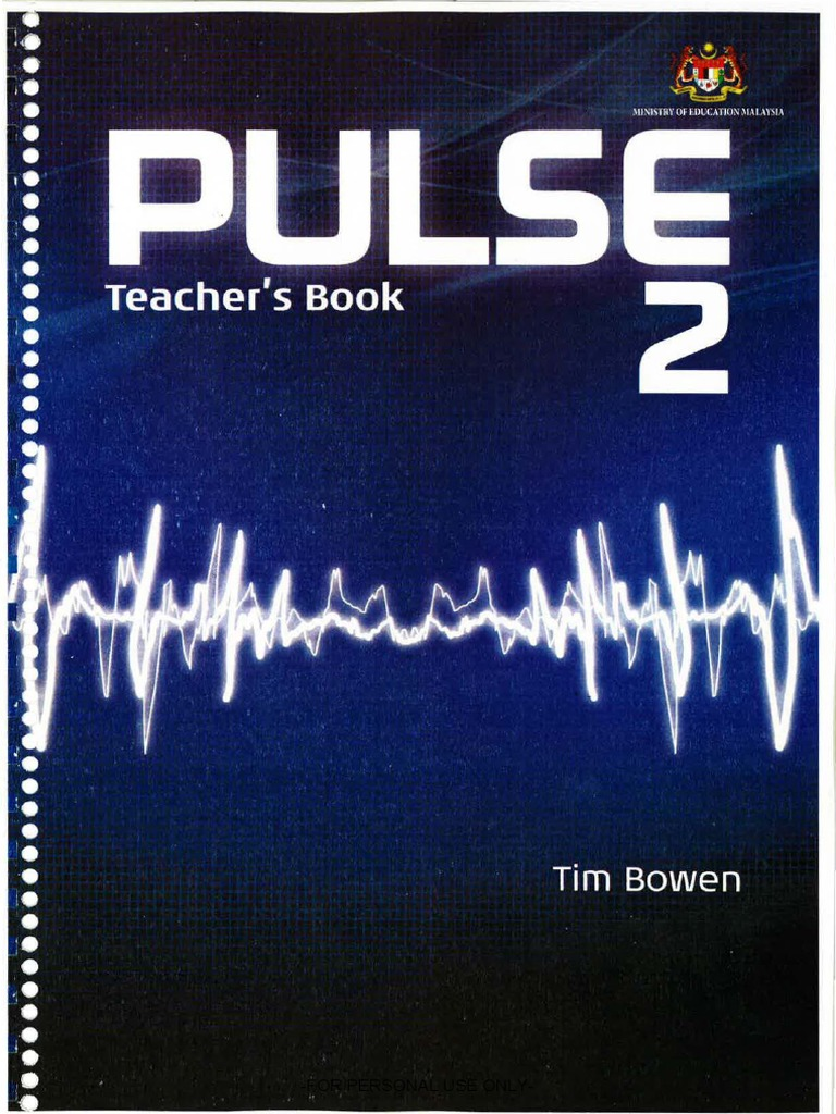 PULSE 2 TEACHER'S BOOK - watermarked + no edit | Learning