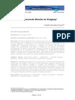 Dialnet-LaDemocraciaDirectaEnUruguay-3711929