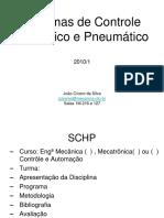 Apresentação de SCHP 110
