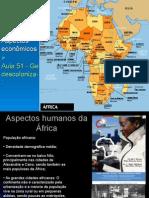 Geografia PPT - África II