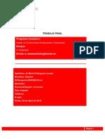 ENEB Trabajo Final Bloque Publicidad - Master en Comunicación Empresarial y Corporativa