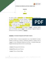 Medidas Prejudiciales Derecho Civil
