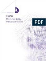 Mh741 User Manual Sp