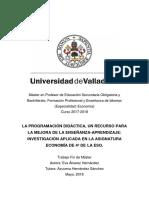 Bibliografía conceptos edu TFM-E-75