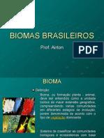 Geografia PPT - Biomas Brasileiros