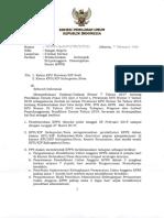 Edaran 241_Pembentukan KPPS