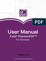 Foxit Phantom PDF 6.1 Manual.pdf