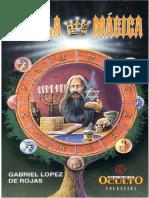 (Gabriel Lopez de Rojas) - Cabala Magica
