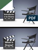 2018 elements of drama