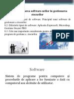 Presentation 8GS Softuri