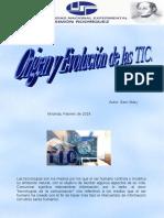 Evolucion de Las Tic