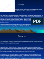 Geografia PPT - Europa 01
