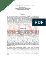 Probabilistic Estimation of Passing the Pharmacist Licensure Examination1