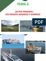 TEMA 1 - Sector Primario Ppt