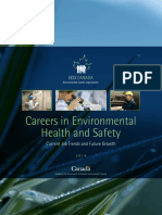 2014 Careers in Environmental Health and Safety ECO Canada