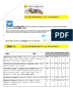 Your Writing Task Write a Tweet Grid
