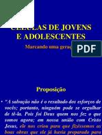03 - Células de Jovens