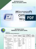 Microsoft Word2013