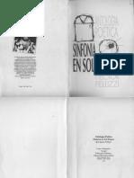 Pellizzi, Hector - Sinfonia en Sol Mayor (Antologia, 1978)