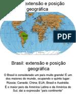 Geografia PPT - Fusos horários do Brasil